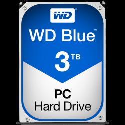 DD WD Blue 3To SATA3 5400T...