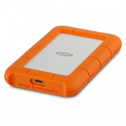 LACIE RUGGED 4TB USB-C USB3.0