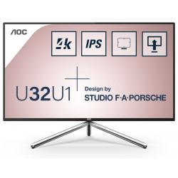 AOC U32U1 écran plat de PC...