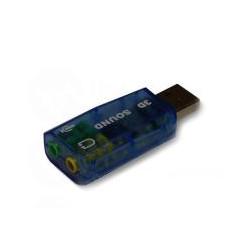 Carte son USB avec reprise...