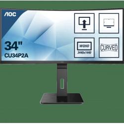 AOC P2 CU34P2A LED display...