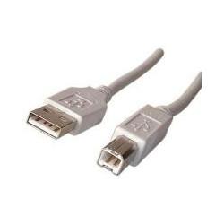 Cordon USB2.0 A-B M/M 1,8m...