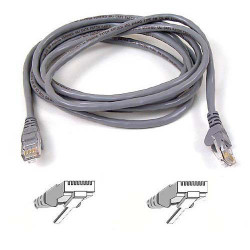 Belkin 1m Cat.6 câble de...