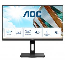 AOC P2 U28P2A écran plat de...
