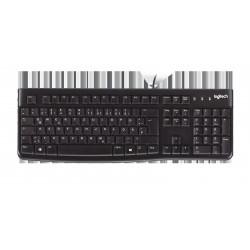Logitech K120 clavier USB Noir