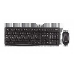 Logitech MK120 clavier USB...